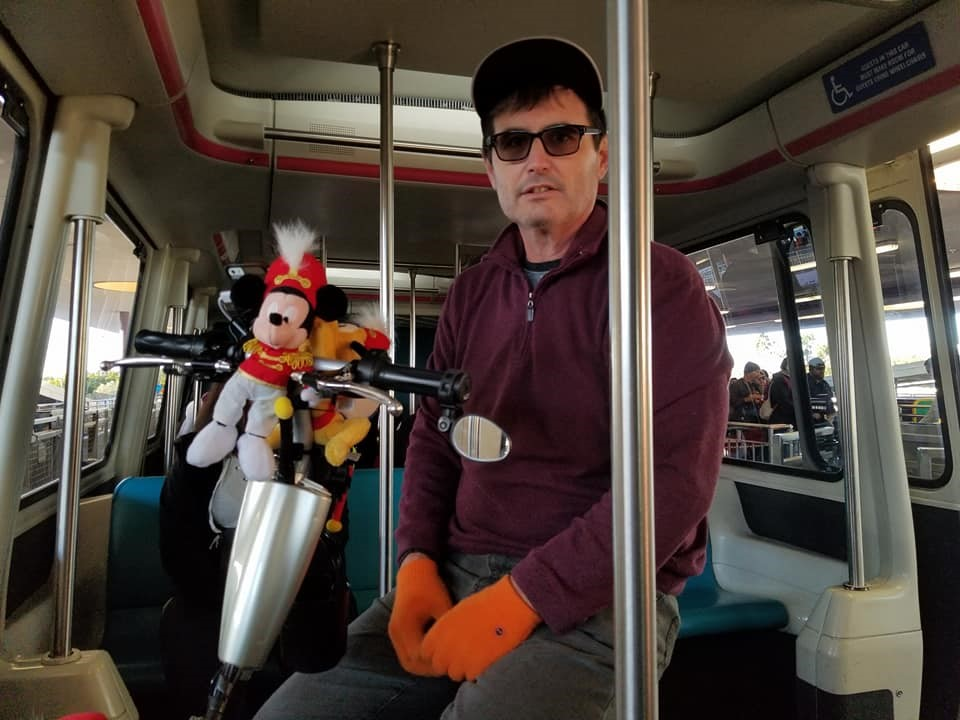 Traveling to Disney World with a Scooter